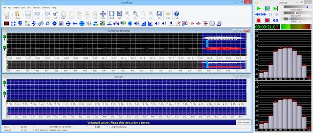 تحميل برنامج جولد ويف Download Gold Wave 2020 لعمل تاثيرات علي الصوت للكمبيوتر والاندرويد - موقع حملها