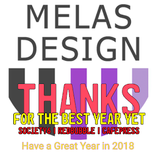 Melasdesign Thanks 2018