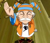 mestre da guilda Fairy Tail