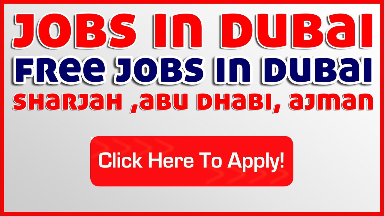WALK IN INTERVIEW - DUBAI - - Career Opportunities4you