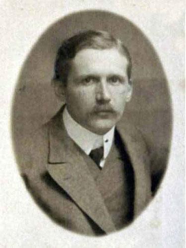 Waldemar Julsrud (1875 - 1964).