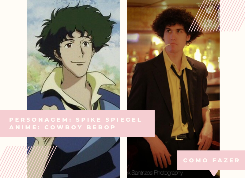 Cosplay: Personagens masculinos de animes - Fáceis de fazer!