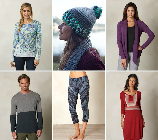 Give the Gift of Positivity and Style: prAna Clothing and Accessories {Coupon Code}