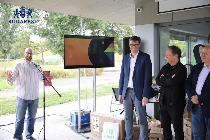 Kamu Geri: Az a megtiszteltetés ért, hogy főpolgármesterként én nyithattam meg a 21. ARC kiállítást