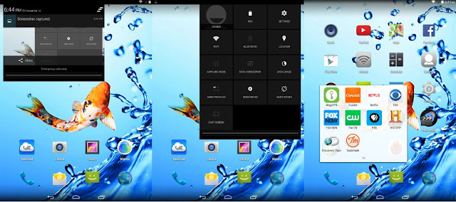 Kata T4 Tablet UI