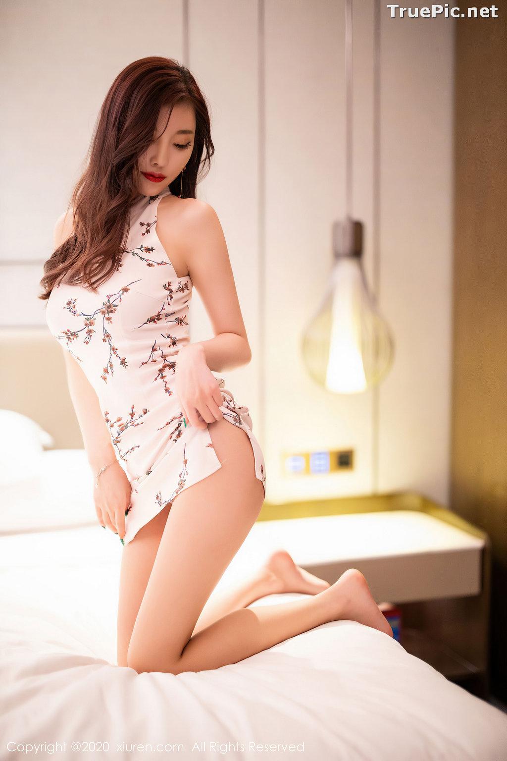 Image XIUREN No.2487 - Chinese Sexy Model - Yang Chen Chen (杨晨晨sugar) - TruePic.net - Picture-4