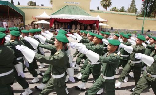 بخصوص مباراة ولوج الثانوية التأهيلية بالأكاديمية العسكرية بمكناس الشروط والوثائق