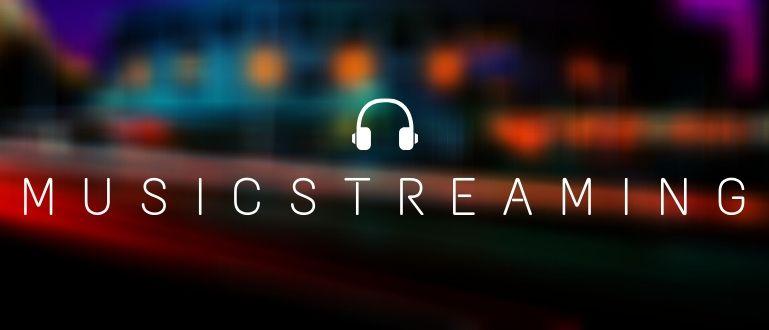 Aplikasi Streaming Musik Terbaik Selain JOOX