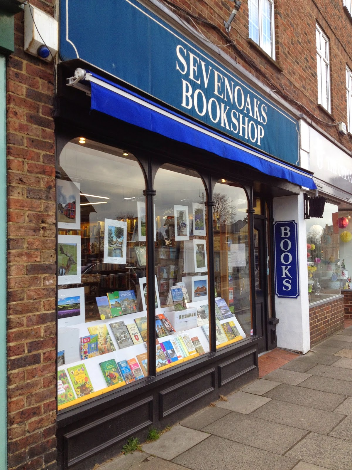 Image result for the sevenoaks bookshop