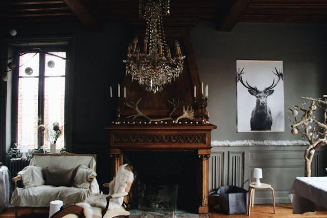 Dekorasi Rumah Waktu Musim Dingin