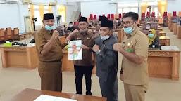 DPRD Tebo Menyetujui 7 Ranperda Kabupaten Tebo