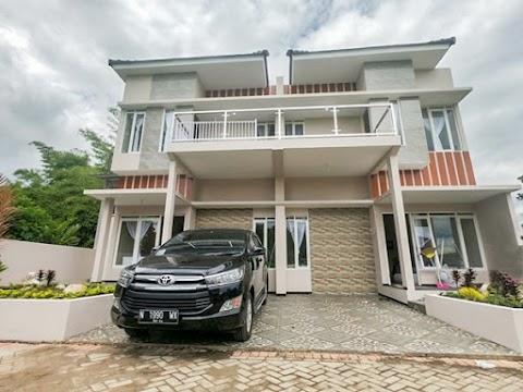 Villa Modern Dengan 8 Kamar Tidur Dekat Jatimpark 3 Kota Batu