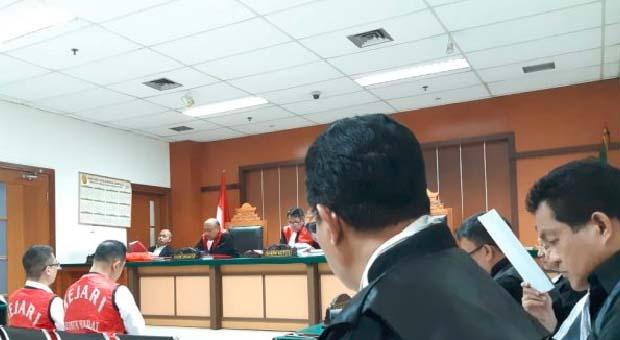 Hakim Tolak Permohonan Hary Suwanda