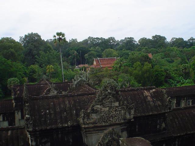 Temples d'Angkor dans la jungle - Cambodge