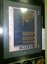 Monitor General Alarm Unit at ECR