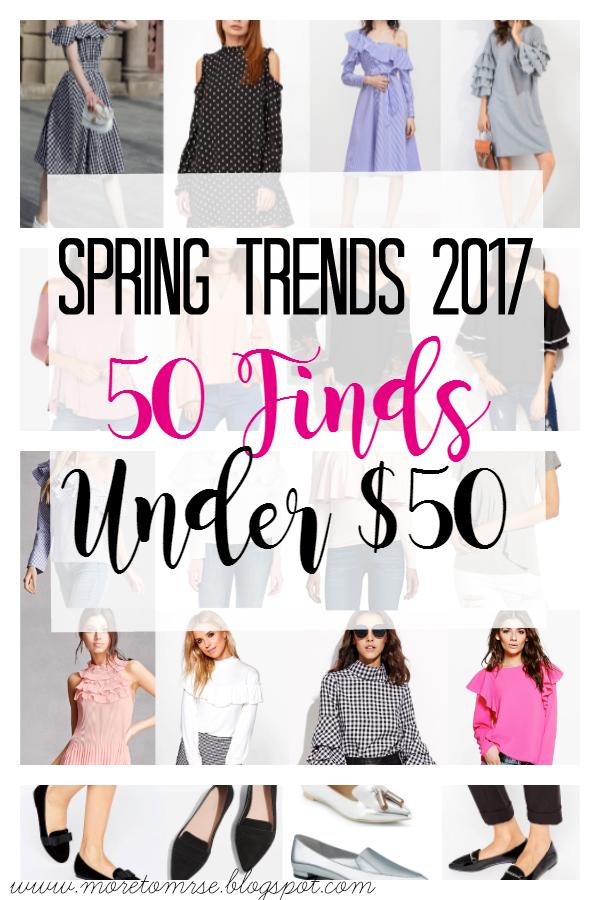 50 Spring Finds under $50
