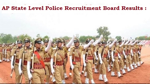 AP SLPRB Constable Recruitment Final Results Announced
