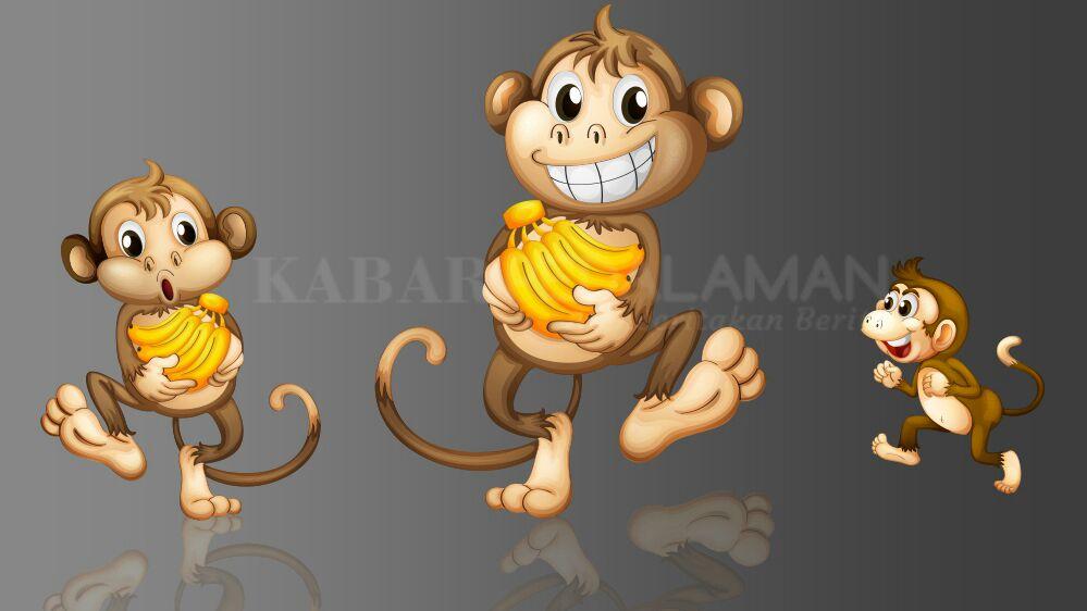 Banana for Mongkey