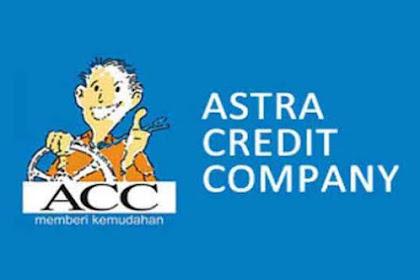 Lowongan kerja Teller, Sales Officer, Surveyor ASTRA CREDIT COMPANIES