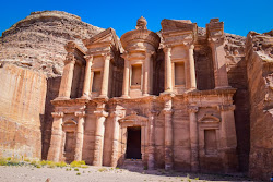 Petra : Lost City Of the Edomite Jews - Mount Seir - Nephilim Fallen Angels