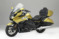 BMW K 1600 Grand America (2018) Front Side