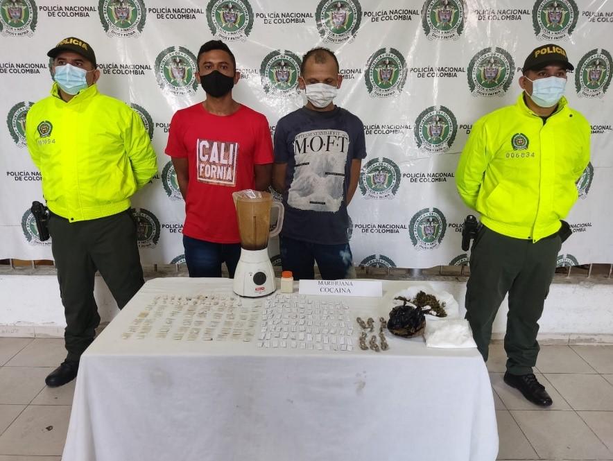 hoyennoticia.com, Policía capturó Jíbaros en Media Luna y Sandiego