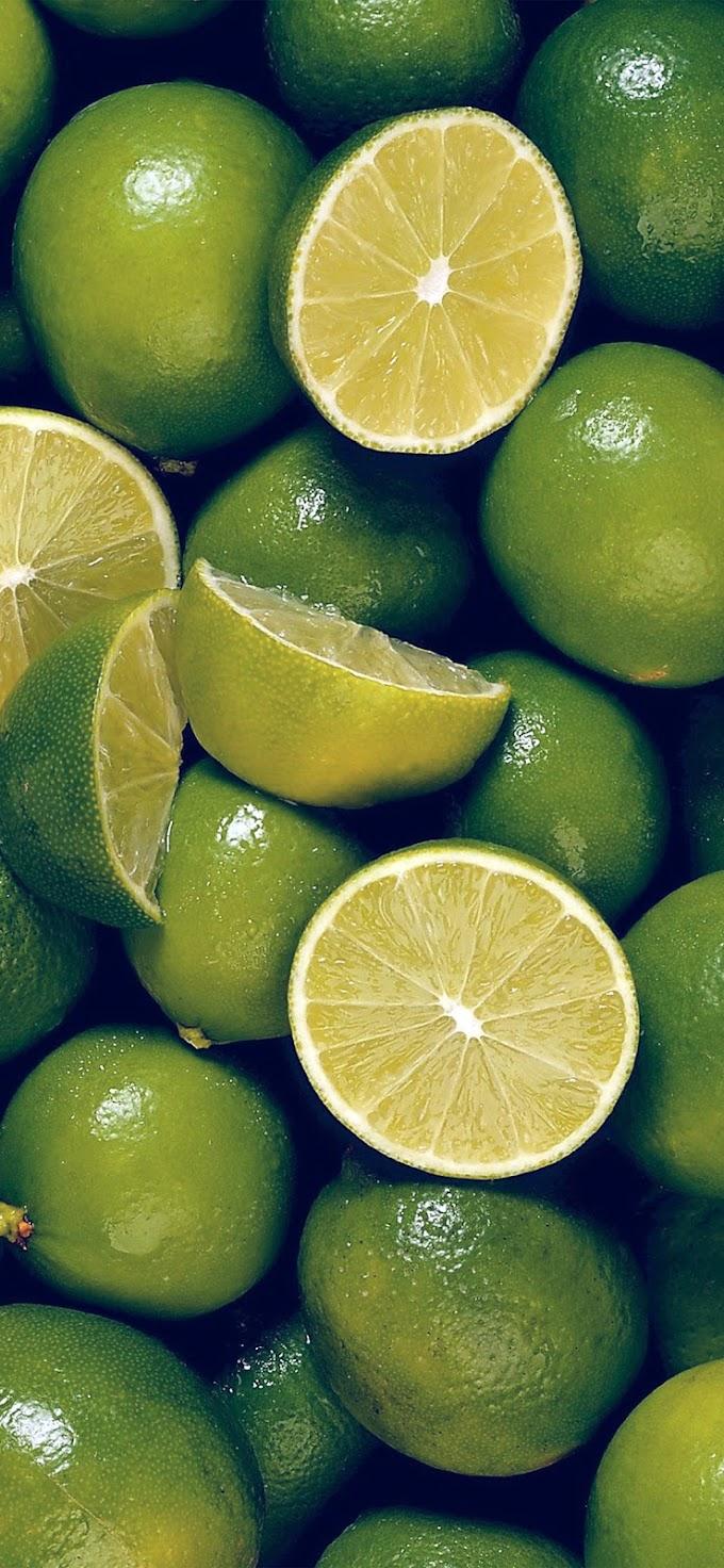 Limão, Fruta, Citrica, Verde