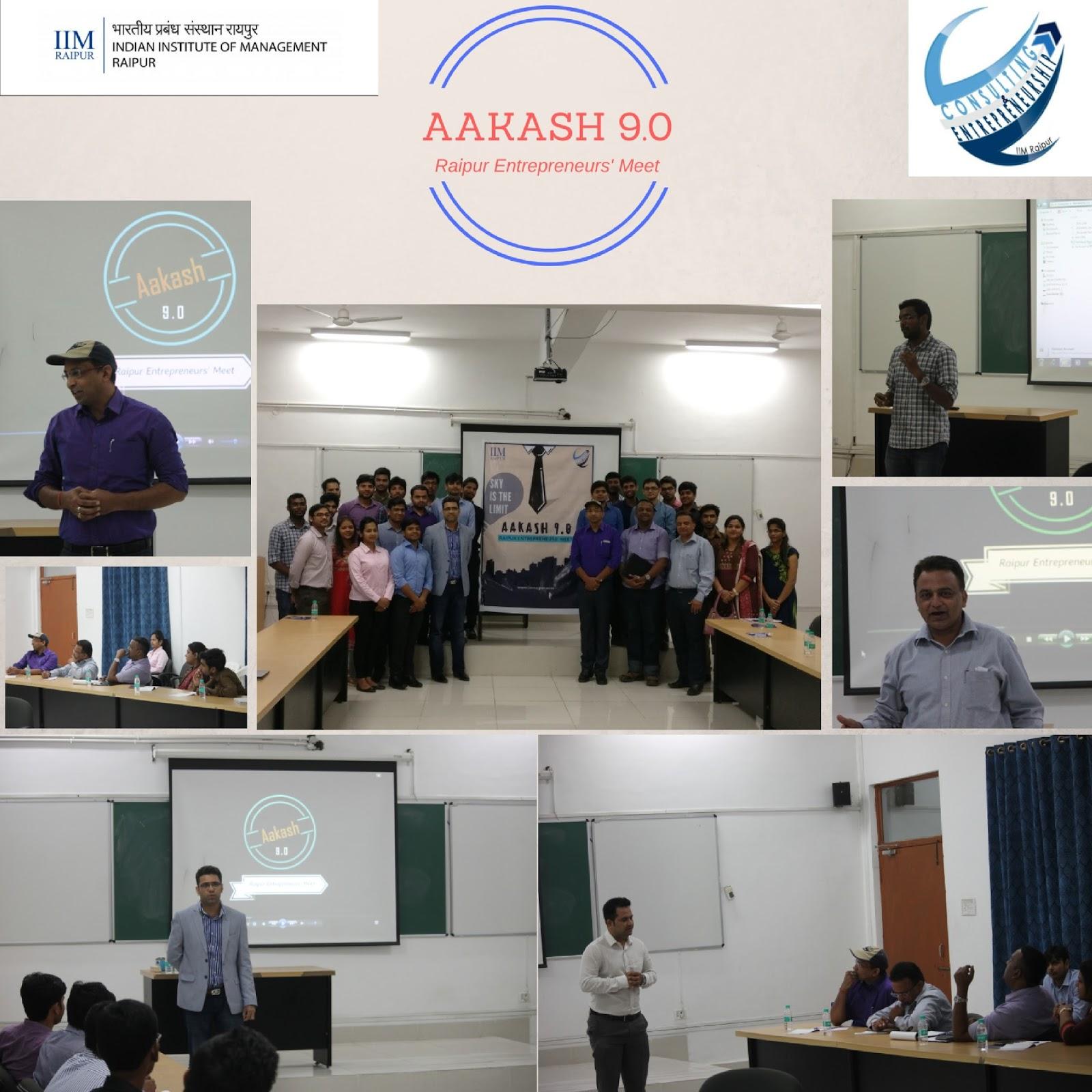 iim raipur Iim raipur organizes the second edition of leadership summit, themed 'leadership and socio-economic change' joined by mr abhay kapoor, head hr (north india), amazon.