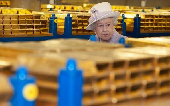 London Bullion Gold Market