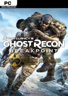 تحميل لعبة ghost recon breakpoint  كاملة مجانا برابط تورنت