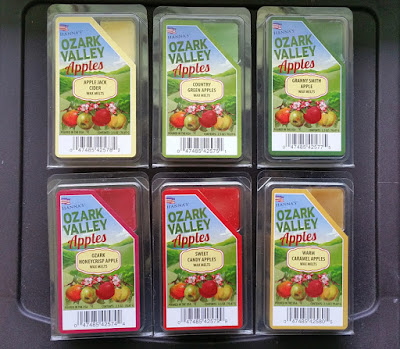 Hanna's Candle (CandleMart) Ozark Valley Apples Scented Wax Melts