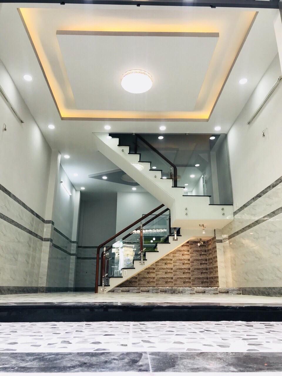 Bán nhà hẻm 113 Đường số 14 phường Bình Hưng Hòa A quận Bình Tân. Dt 4x12m