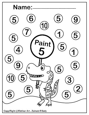 free printable coloring pages for preschoolers preschool coloring sheets preschool counting teaching math to preschoolers dot color dot painting for kids