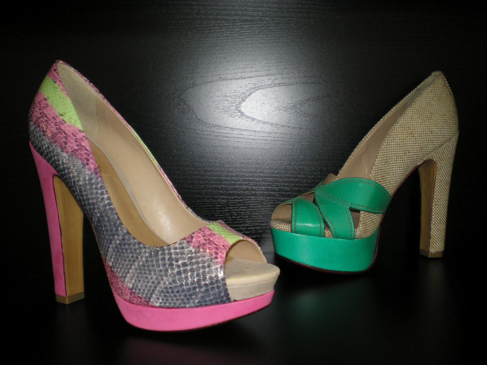 e40b4c5c7a0 Γλυφάδα LVN: Αχ αυτά τα παπούτσια της Georgia