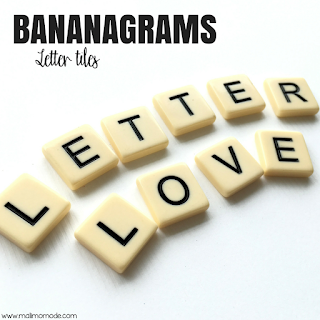 Malimo Mode - Top 10 Favorite Back To School Finds! Bananagrams for all things literacy related!