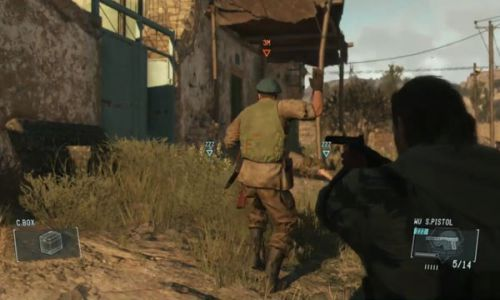 Metal Gear Solid V The Phantom Pain Game Setup Download