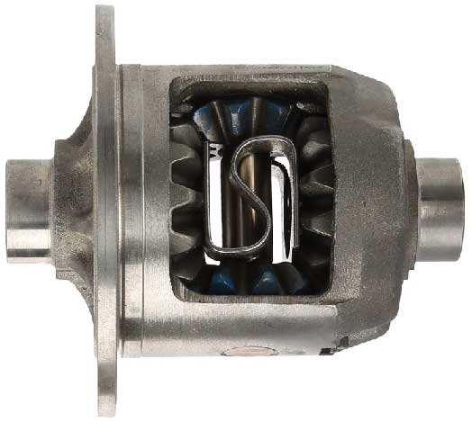 Limited-slip Differential