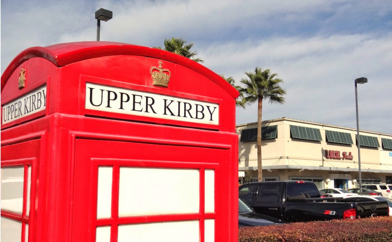 Upper Kirby - Red Royal Phonebox (photo)