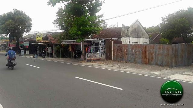 Tanah Strategis Tepi jalan Kaliurang Km 12,5