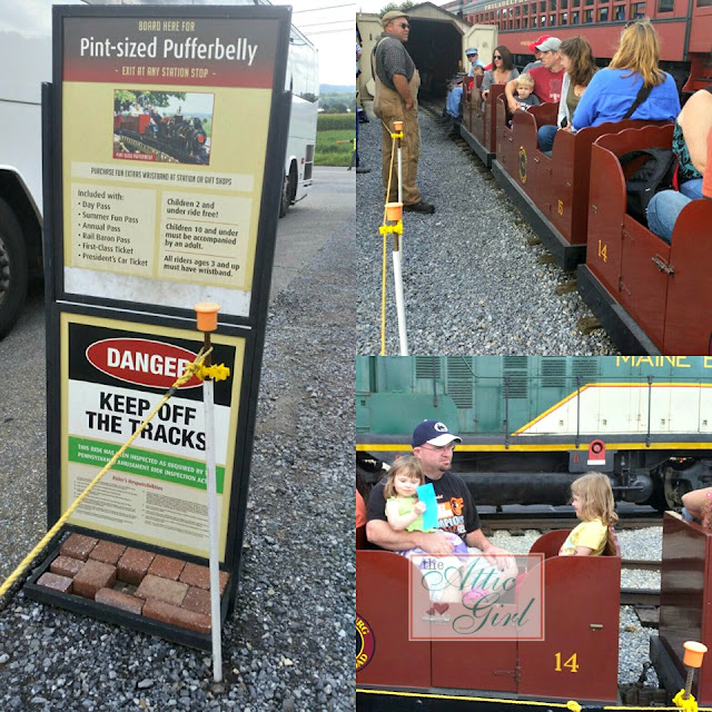 pufferbelly trains, train rides, Strasburg Railroad, Day Out with Thomas
