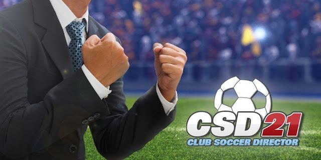 Club Soccer Director 2021 Hileli APK - Sınırsız Para Hileli APK