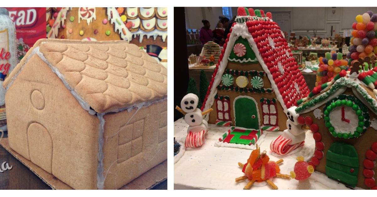 Gingerbread House Hacks Tips For Easy Construction And Decoration The Jersey Momma
