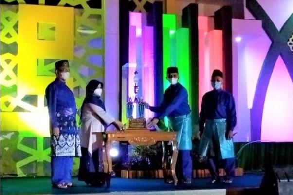Kecamatan Tanjungpinang Timur Meraih Juara Umum MTQ XV Tingkat Kota Tanjungpinang
