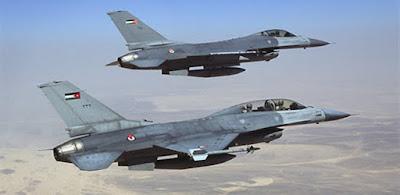 طائرات اردنية - ارشيفية