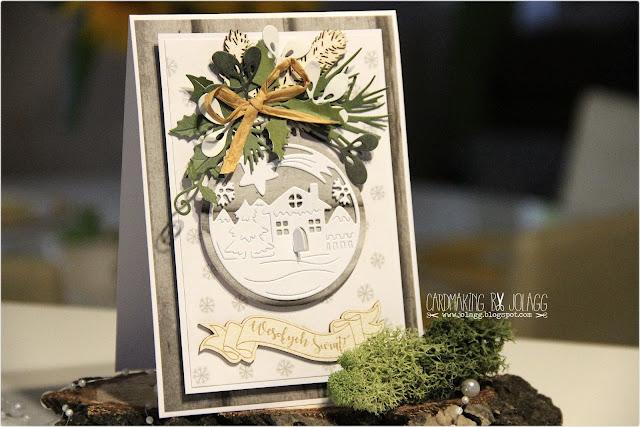 Pierwsza kartka bożonarodzeniowa
