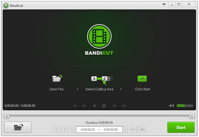 Screenshot Bandicut 1.3.0.150 Full Version