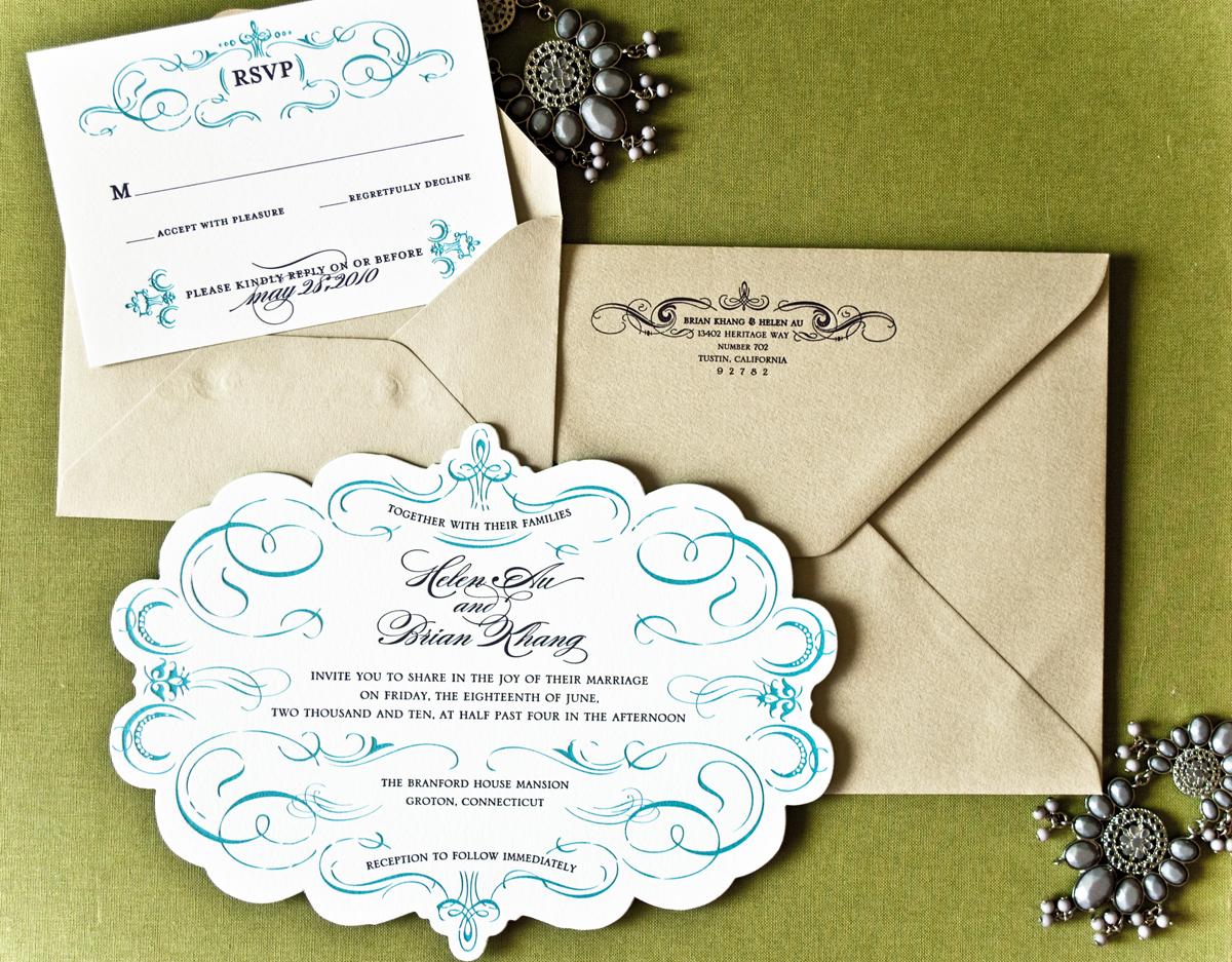 Innovative Wedding Invitations: Modern Wedding Invitations: Modern Wedding Invitations