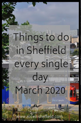 Sheffield things to do March 2020