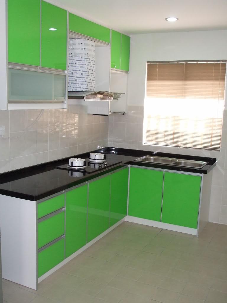 Kabinet Dapur Ruang Kecil Desainrumahid Com