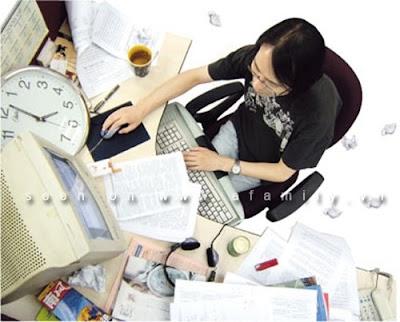 Những nguy hiểm từ tư thế ngồi của dân văn phòng